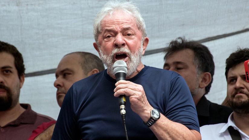 Lula dice que saldrá