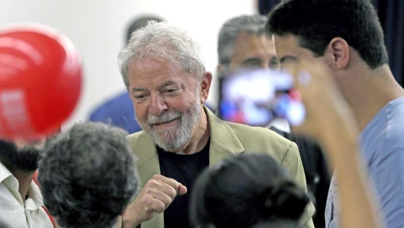 Defensa de Lula da Silva acude a la ONU para evitar su encarcelamiento