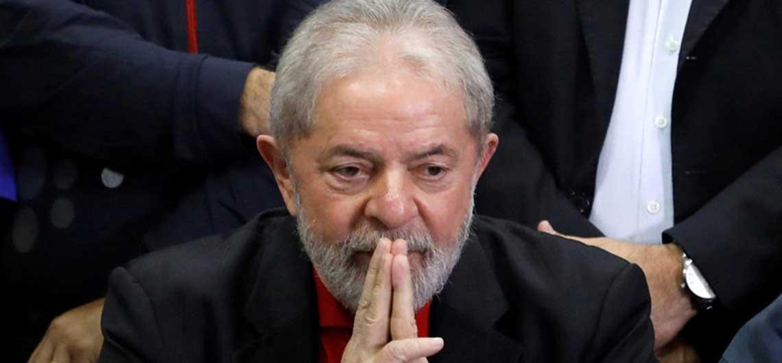Primeras votaciones del Supremo inclinan por encarcelamiento de Lula