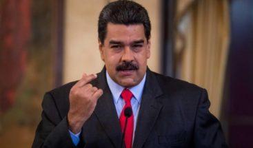 Maduro culpa al presidente Santos del supuesto atentado en su contra