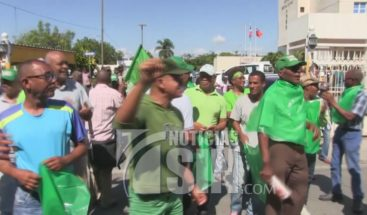 Marcha Verde respalda reclamo por alza de los combustibles