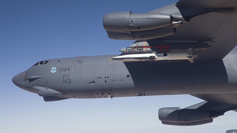 EEUU gastará casi 1.000 millones para crear misil hipersónico