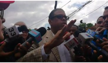Modesto Guzmán no asiste a reunión PRSC denuncia fueron excluidos 320 miembros