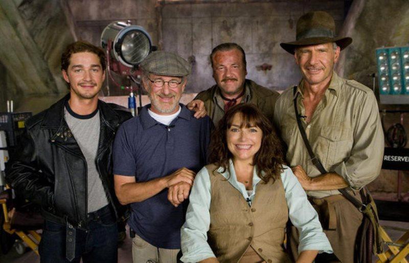 Spielberg: Es el momento de que una mujer interprete a Indiana Jones