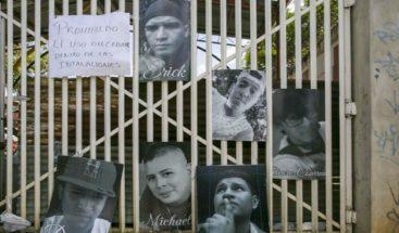 Confirman dos nuevos muertos en Nicaragua que figuraban como desaparecidos