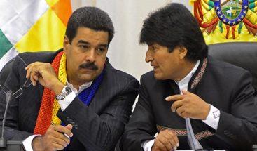 Maduro y Morales viajarán a Cuba para ver a Díaz-Canel
