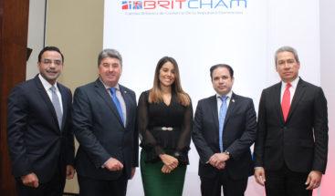 BRITCHAM apuesta futuro común en relaciones comerciales entre RU y RD