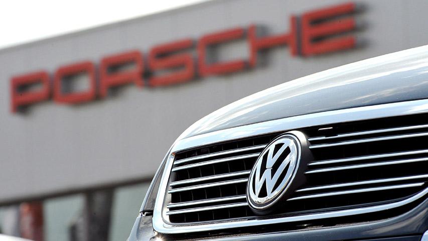 Detenido un directivo de Porsche por manipulación de motores diésel