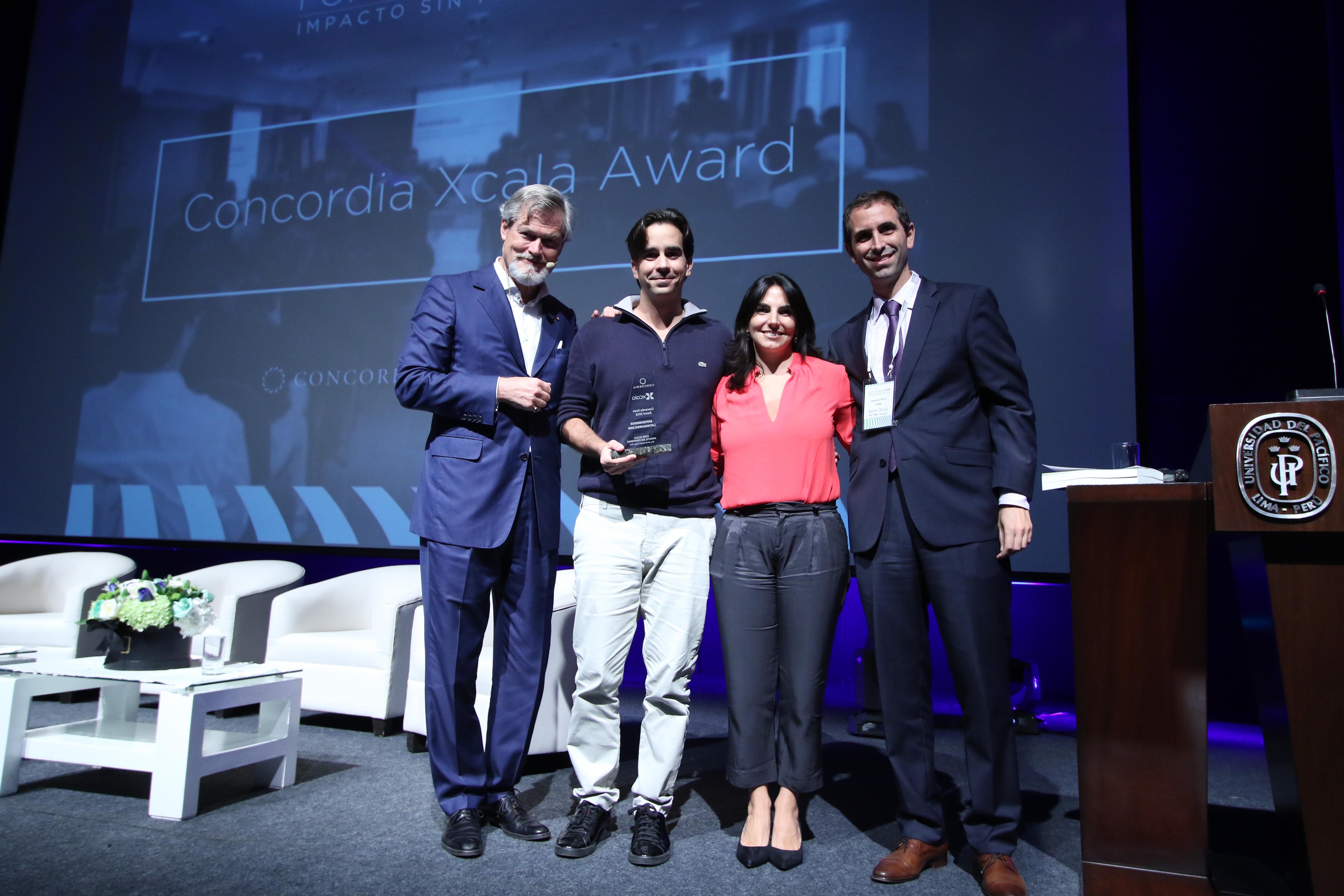 RD gana el más importante premio de emprendedurismo en AL