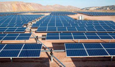 Expertos quieren impulsar uso de la energía solar para regar cultivos