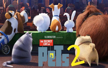 Harrison Ford debutará en el cine de animación con The Secret Life of Pets 2