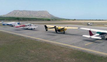 RD recibie flotilla de 12 aviones procedente de Cuba y Estados Unidos