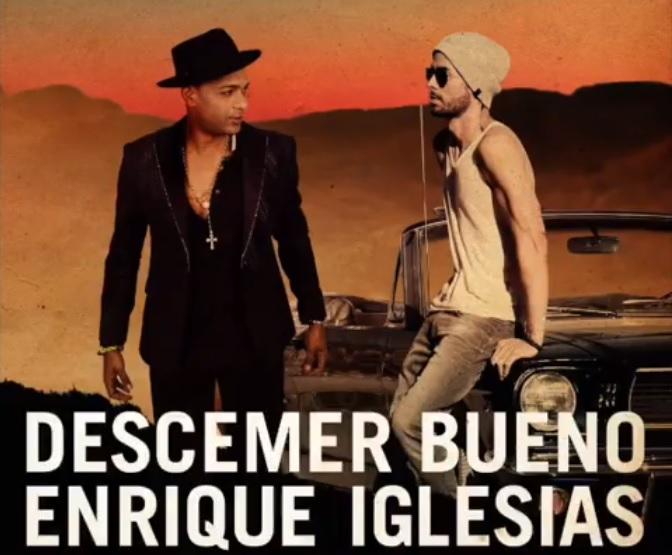 Enrique Iglesias adelanta canción con Descemer Bueno y El Micha