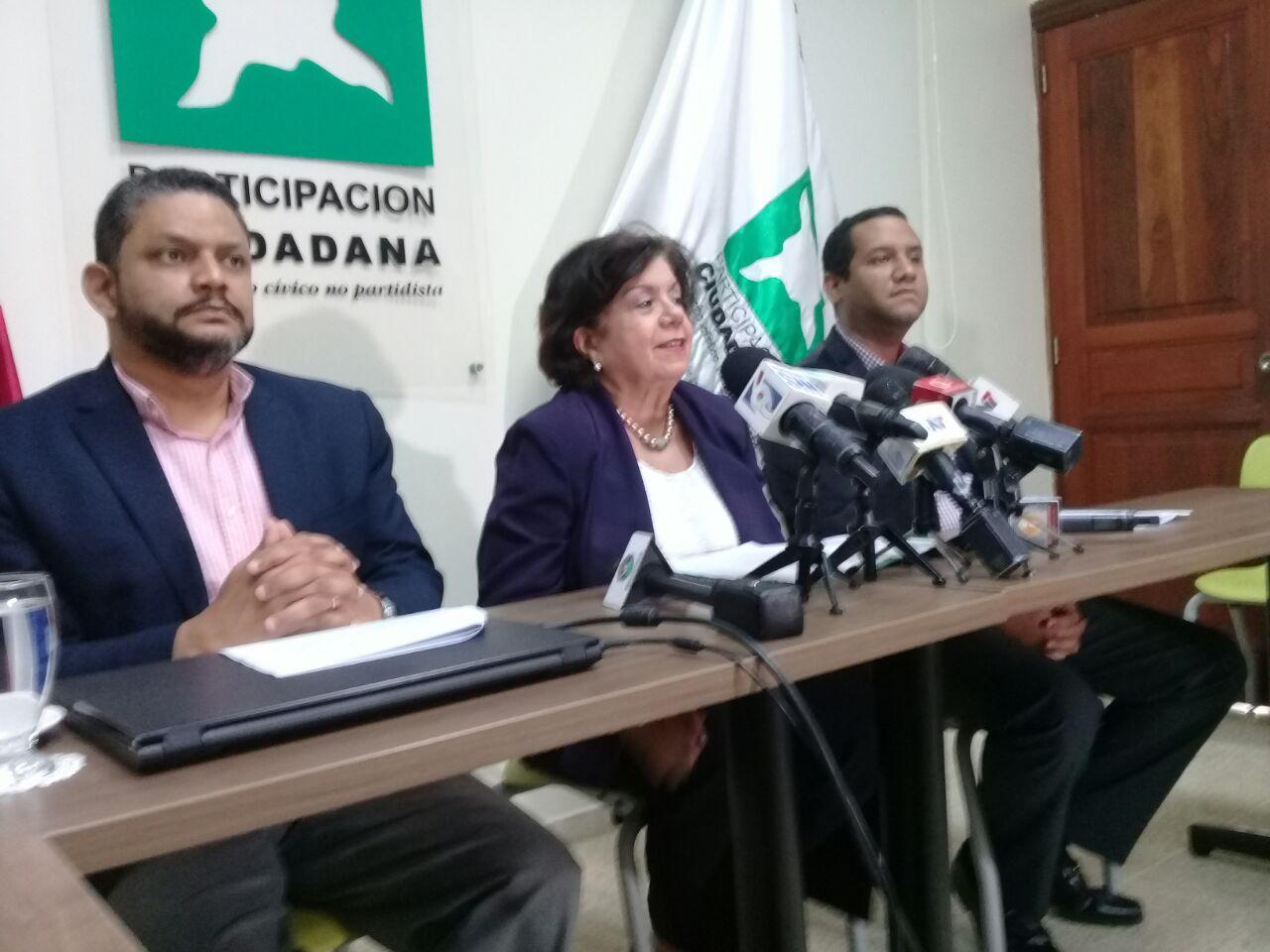 Participación Ciudadana rechaza ley partidos con primarias abiertas