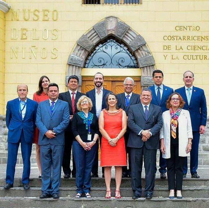 Alcalde del DN formó parte de la mesa de discusión de la UCCI