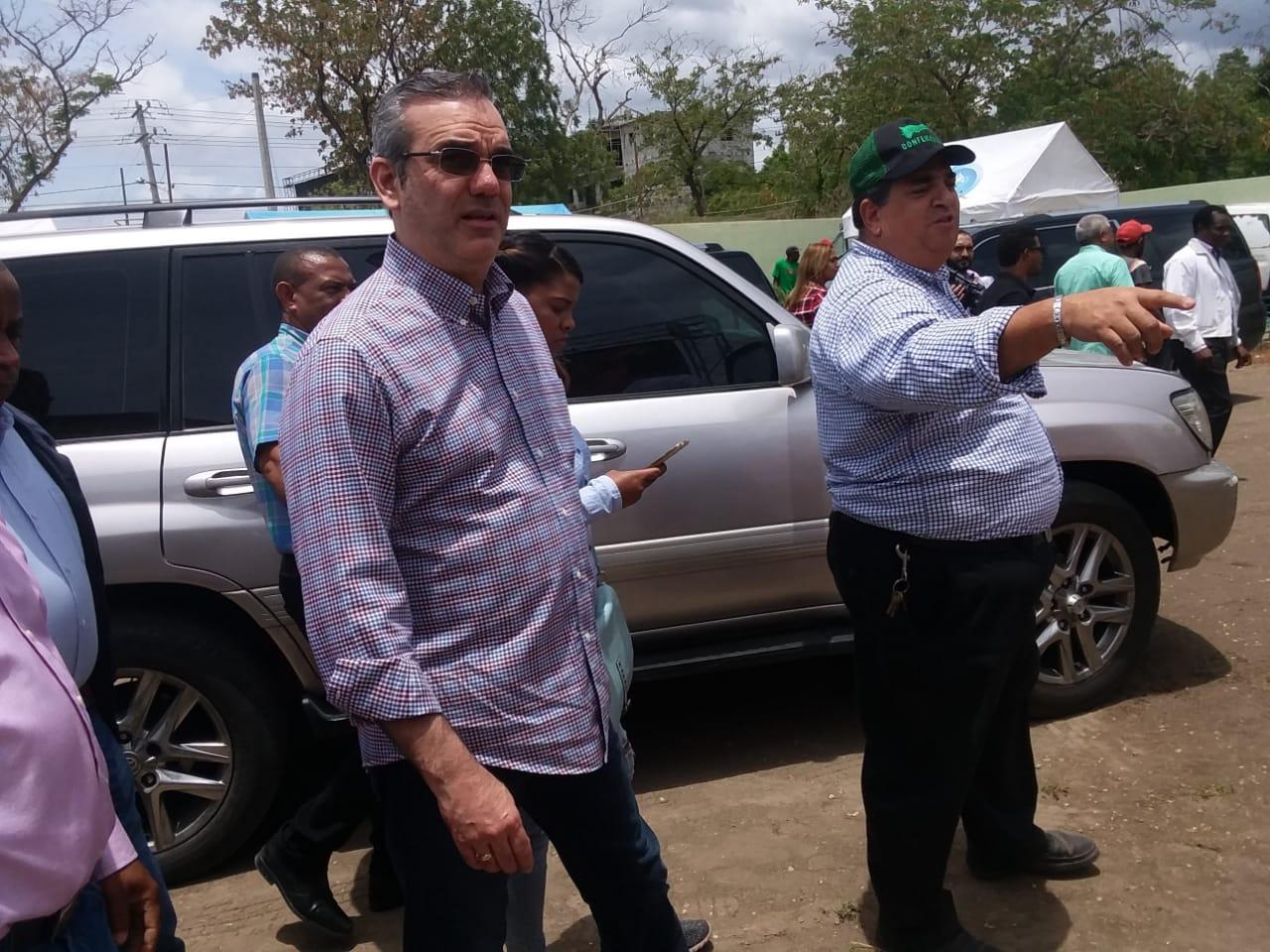 Luis Abinader: legisladores PRM deben seguir linea del partido