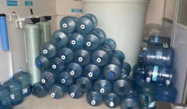Aumentan el precio de botellón de agua