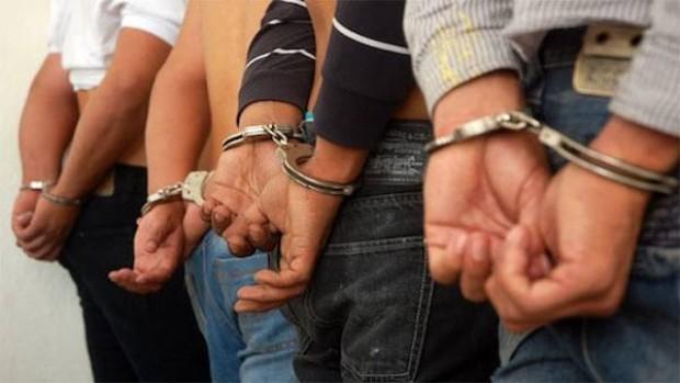 Apresan a cuatro personas con más de 4 mil gramos de drogas en Santiago