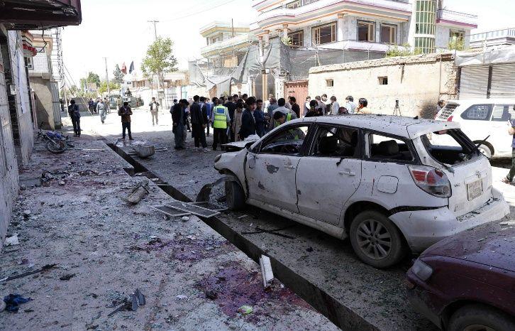 Condenan ataque que dejó 57 muertos en centro electoral en Kabul