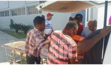 Disputa por una autopsia a un cadáver en La Vega