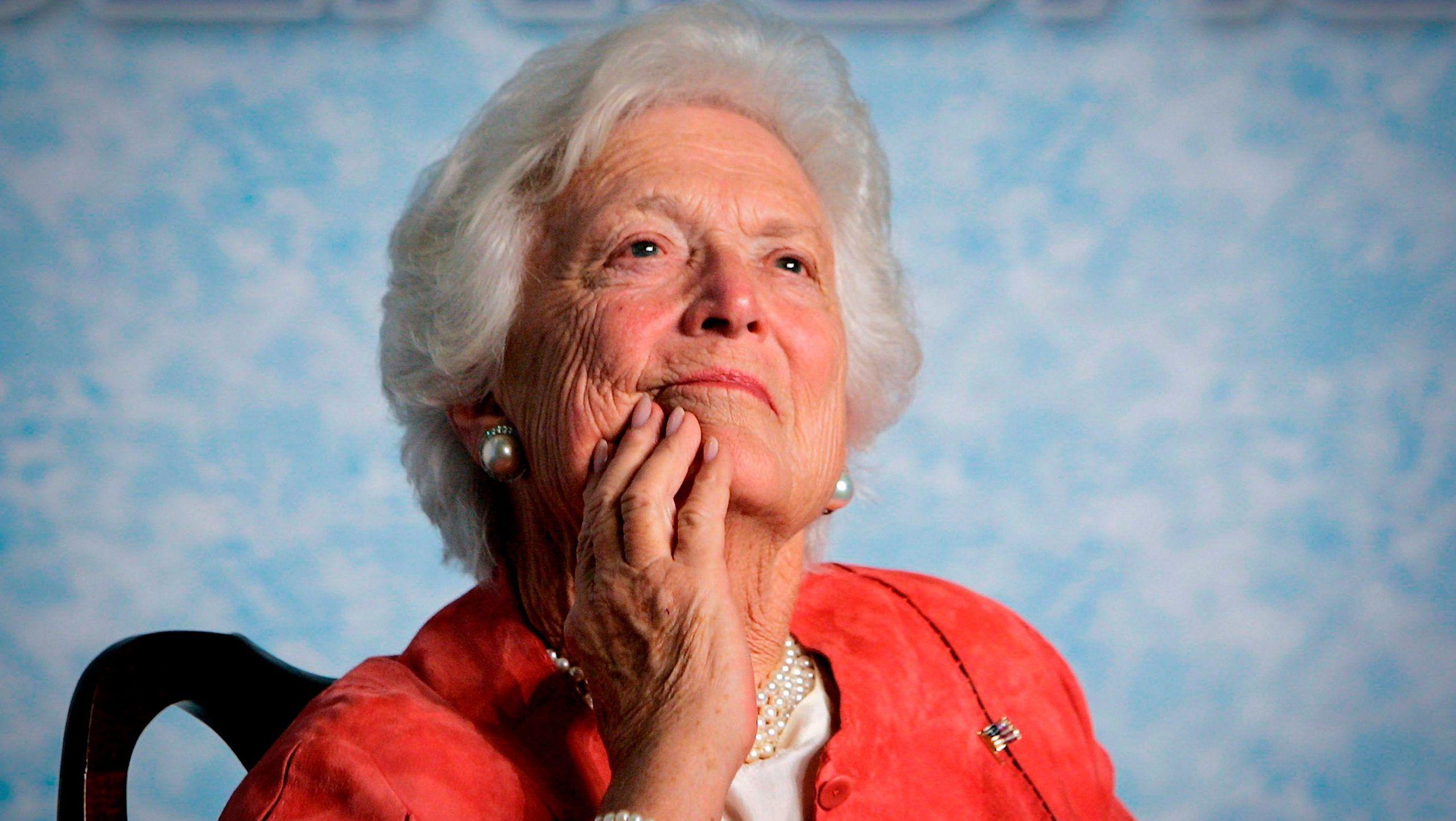 Donald Trump no asistirá al funeral de la exprimera dama Barbara Bush