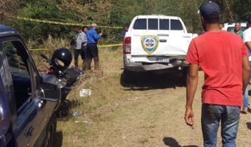 Investigan muerte de hombre cuyo cadáver fue encontrado en terrenos