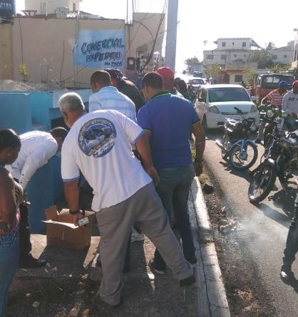 Encuentran cadáver de un recién nacido en una caja de cartón en Higüey