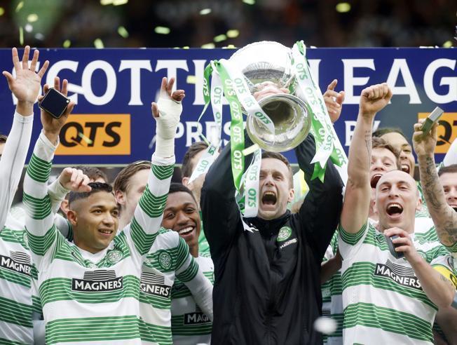 El Celtic se corona campeón por séptima temporada seguida
