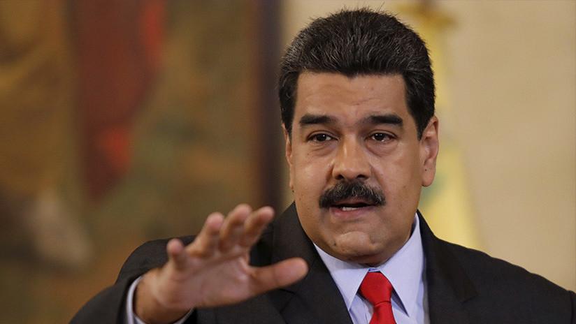 Maduro denuncia la condena de Lula de Silva