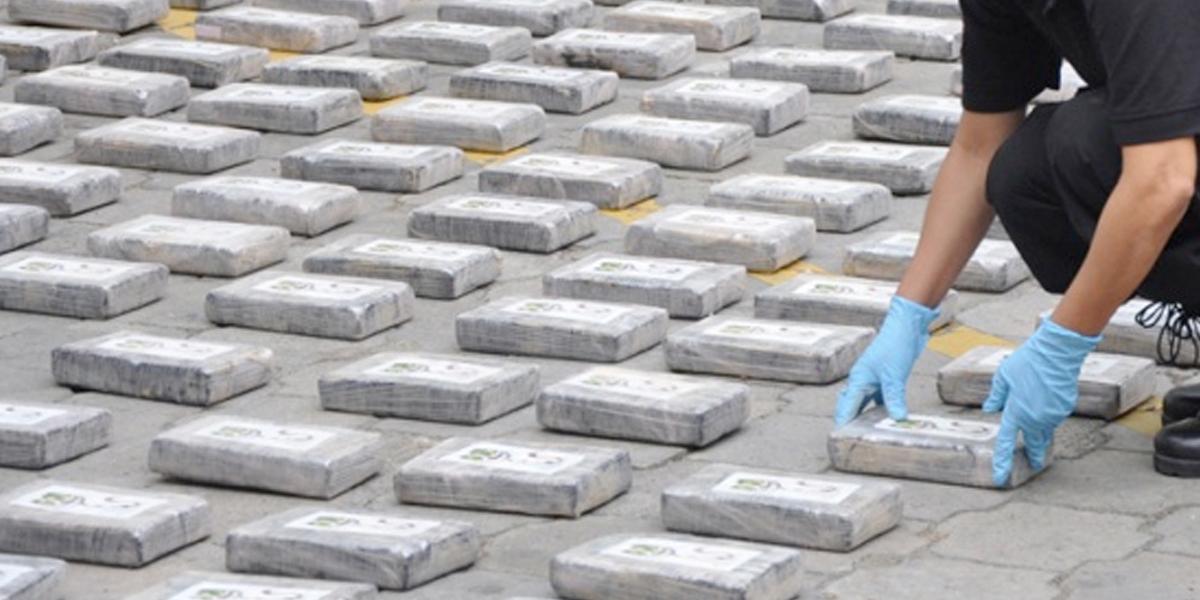 Cae en España el mayor cargamento de cocaína procedente de Colombia