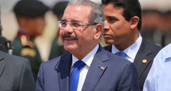 Presidente Medina viaja hoy a Cumbre de las Américas en Perú