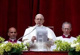 Papa pide que Venezuela