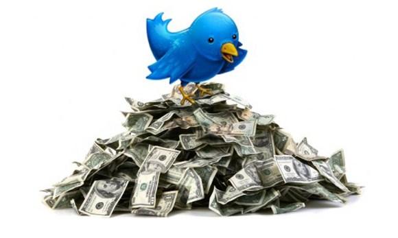 Twitter cierra otro trimestre con beneficios, de 61 millones de dólares