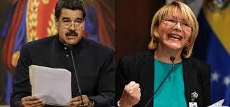 Exfiscal Ortega pide a militares detener a Maduro por caso Odebrecht