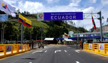 Unos 10.000 efectivos ecuatorianos apostados en frontera con Colombia