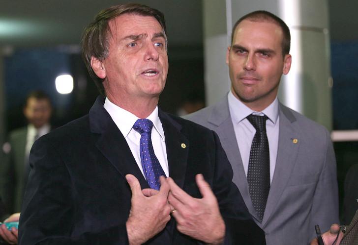 Denuncian por racismo al aspirante presidencial de derecha en Brasil