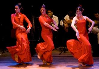 Ritmos brasileños y la garra del flamenco unidos en una misma danza