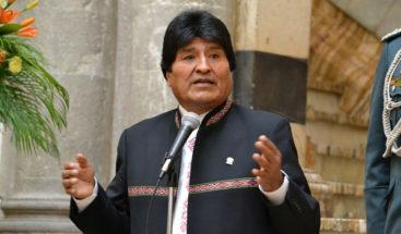 Morales anuncia investigación parlamentaria sobre Odebrecht en Bolivia