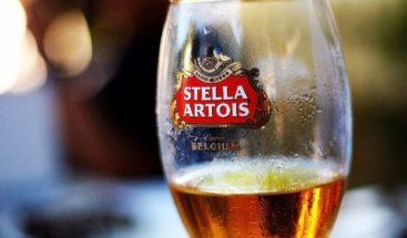 Stella Artois retira 3 lotes de su cerveza en empaque de 11.2 onzas