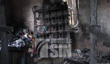 Consternación por muerte de 2 hermanitos calcinados en Sabana Perdida