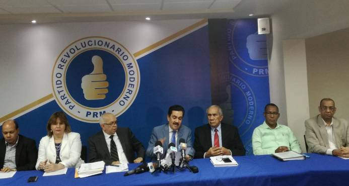 CNO del PRM: lugares donde se votará este domingo en elecciones