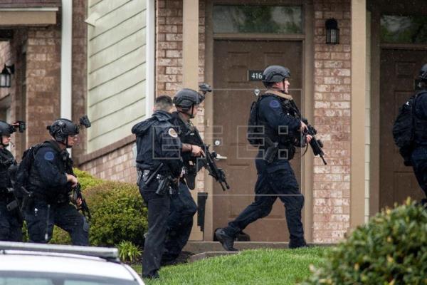 Tirador de Tennessee fugado fue detenido en el pasado cerca de la Casa Blanca
