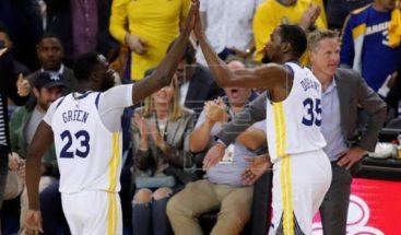 Warriors y Sixers pasan a semifinales; Celtics toman ventaja