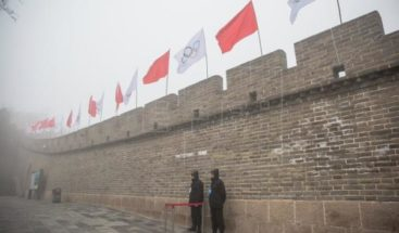 Protegerán la Gran Muralla china con inteligencia artificial y drones