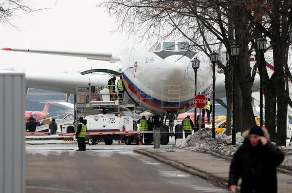 Todos los diplomáticos rusos expulsados por EEUU regresaron a Rusia