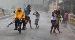 Vaguada seguirá provocando aguaceros y tronadas, informa Onamet