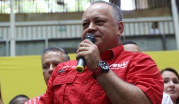 Cabello dice Maduro hará