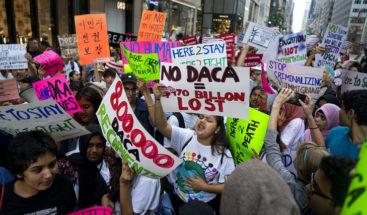 Casa Blanca dice que el fallo sobre DACA beneficiará a
