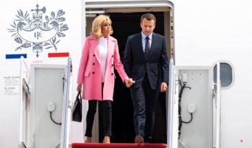 Macron inicia una visita de Estado a EE.UU. marcada por Irán y el comercio