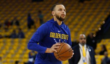 Steve Kerr dijo que Stephen Curry estará disponible para el Juego 2 ante los Pelicans